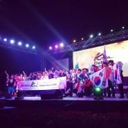 인도 뉴델리 korea culture festival