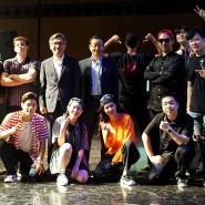 Street Dancers from Korea and Israel meet at Herzliya & 2019 k-pop Festival